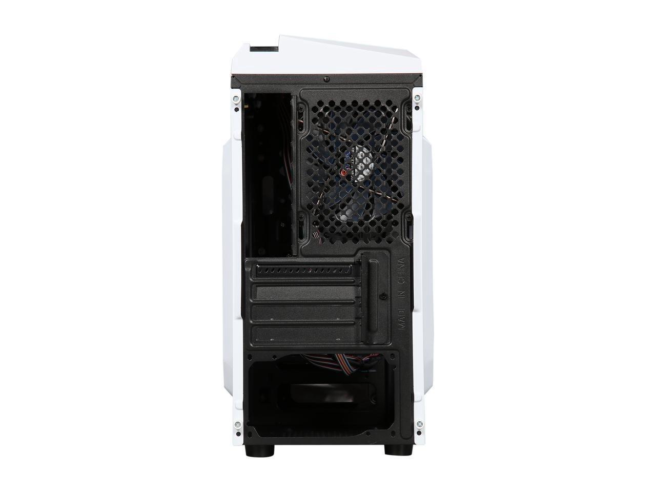 Diypc Diy F2 W White Spcc Microatx Mini Tower Computer
