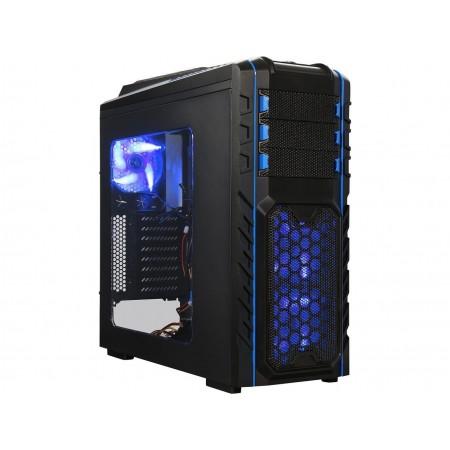 DIYPC Skyline-06-WB Black SECC ATX Full Tower Computer Case